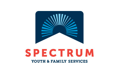 Spectrum Youth & Family Services Logo